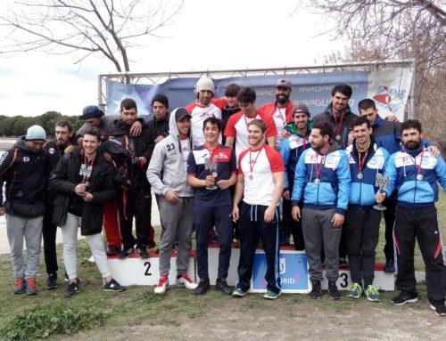 El Trofeo Madrid de Kayak Polo ya tiene nuevos campeones