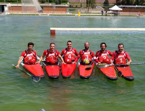 Los chicos de kayak polo actualizan su imagen
