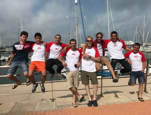 El equipo de segunda división de KP mejora posiciones en Burriana