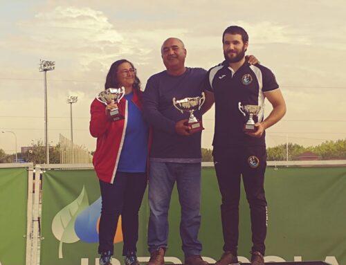 Terceros en mujeres y hombres senior y segundos por clubs en el Campeonato de España de KP