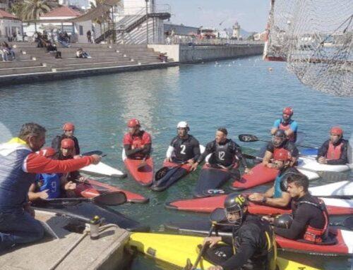 El KP senior y sub-21 se desplazó al Mediterraneo